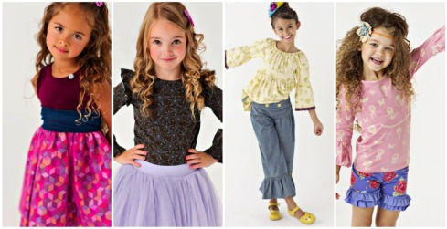 Images from Matilda Jane Clothing