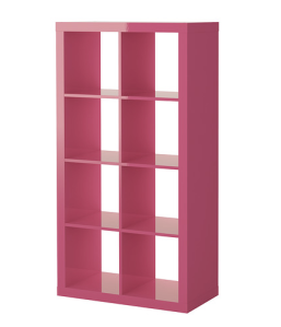 The Expedit, Image from Ikea.com