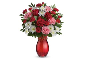 Sweet Embrace Bouquet, Image from Teleflora